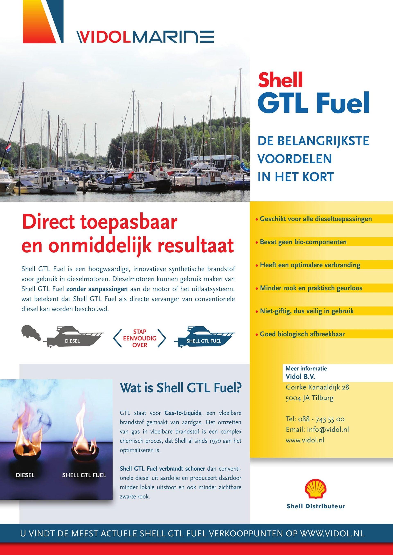 Vidol Marine Fuel