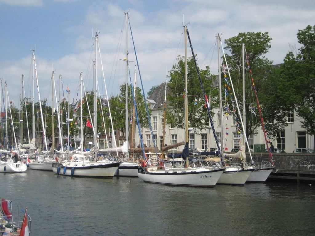 Spring meeting 2014 in Hellevoetsluis a great success